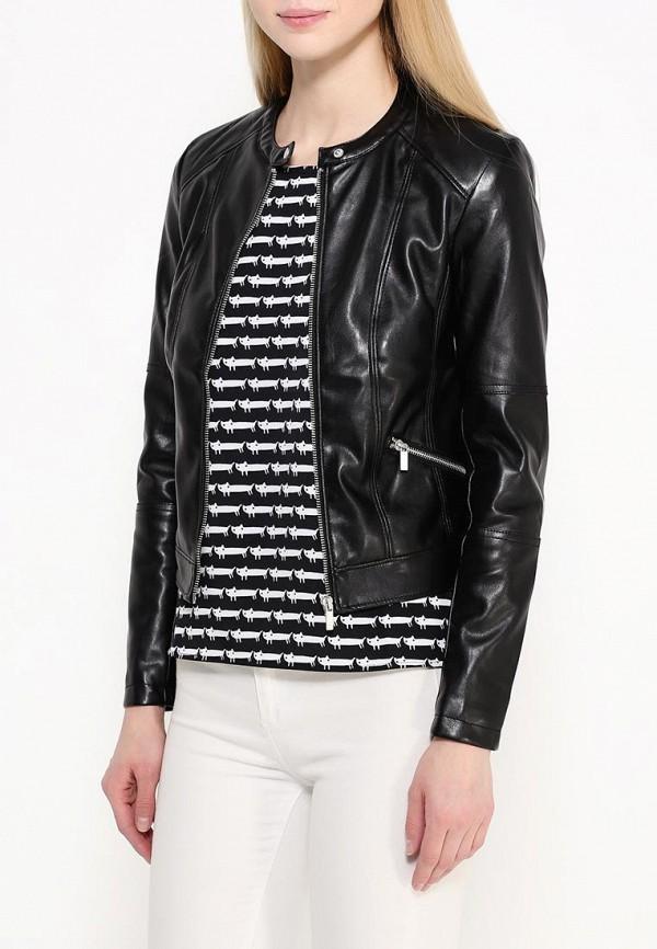 Кожаная куртка Befree 1611273119: изображение 5