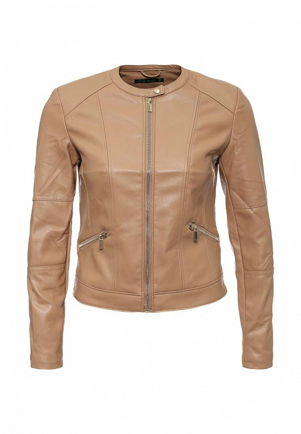 Кожаная куртка Befree (Бифри) 1611273119: изображение 1