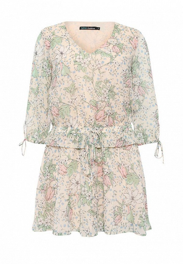 Платье-мини Befree (Бифри) 1621651586: изображение 1