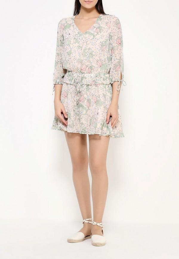 Платье-мини Befree (Бифри) 1621651586: изображение 4