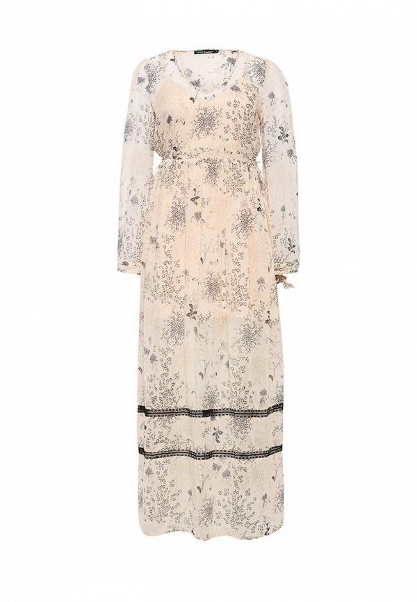 Платье-макси Befree (Бифри) 1621655588: изображение 1