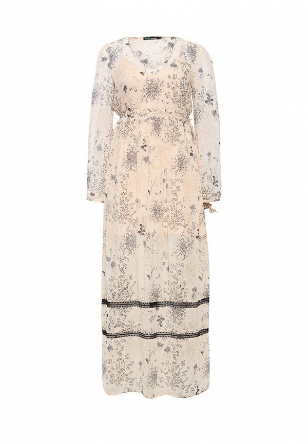 Платье-макси Befree (Бифри) 1621655588