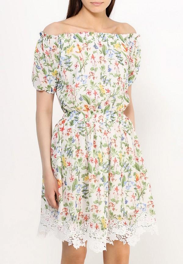 Платье-мини Befree (Бифри) 1621668576: изображение 4