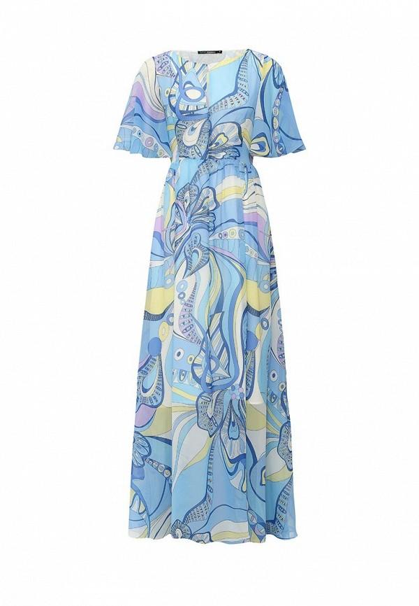Платье-макси Befree (Бифри) 1621671591: изображение 1