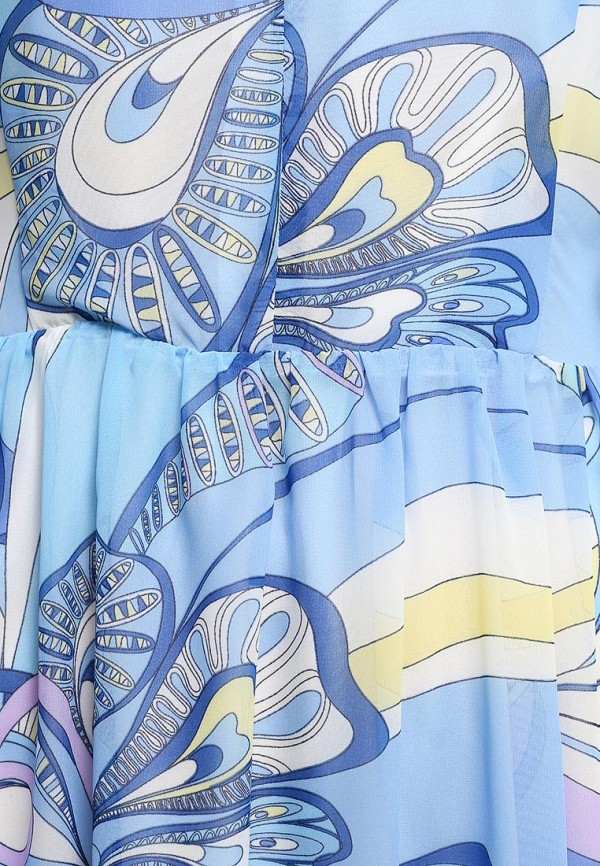 Платье-макси Befree (Бифри) 1621671591: изображение 5