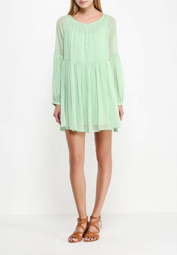 Платье-мини Befree (Бифри) 1621683597: изображение 2