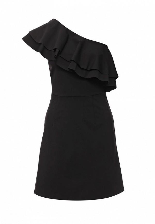 Платье-мини Befree (Бифри) 1621410504: изображение 1