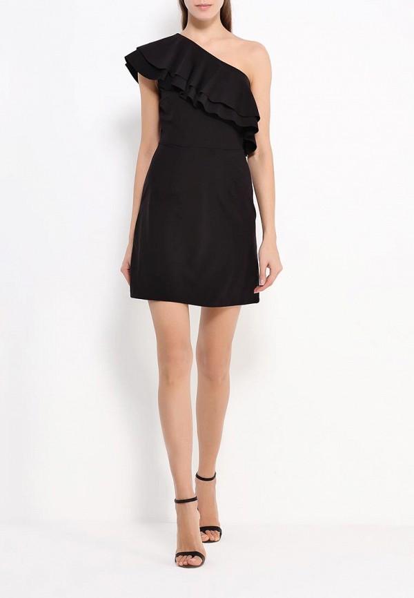 Платье-мини Befree (Бифри) 1621410504: изображение 2