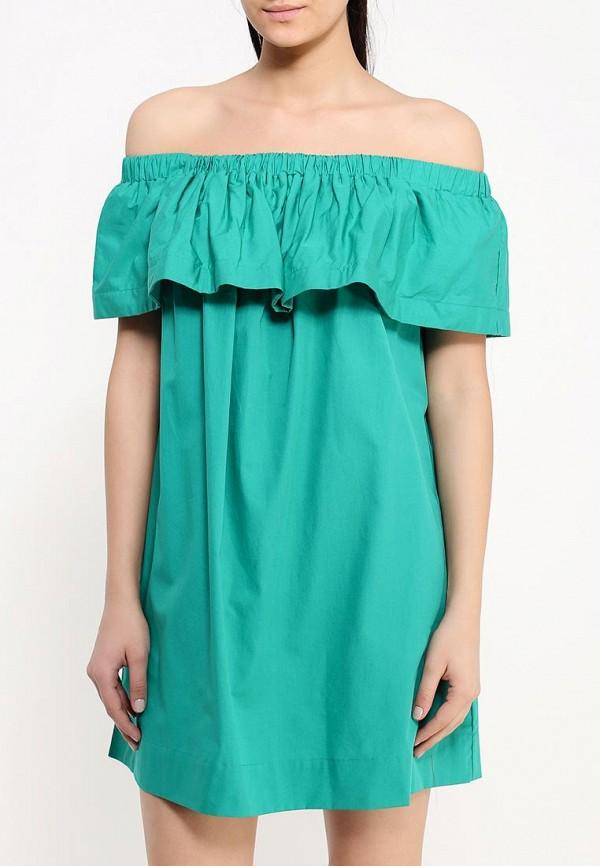 Платье-мини Befree (Бифри) 1621439514: изображение 3