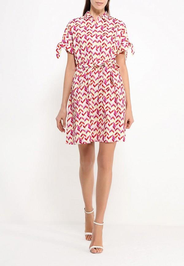 Платье-миди Befree (Бифри) 1621440516: изображение 2