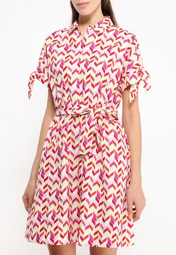 Платье-миди Befree (Бифри) 1621440516: изображение 3