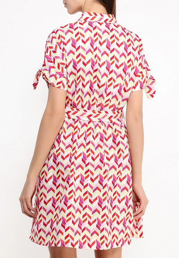 Платье-миди Befree (Бифри) 1621440516: изображение 4