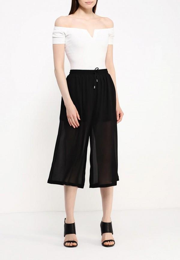 Женские широкие и расклешенные брюки Befree (Бифри) 1621441704: изображение 4