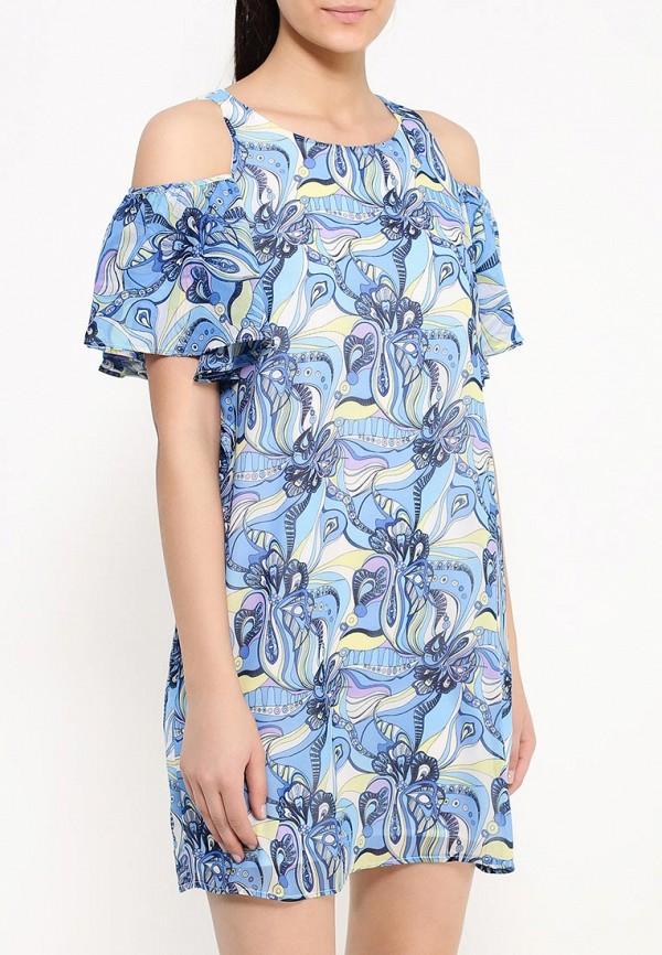 Платье-мини Befree (Бифри) 1621447584: изображение 4