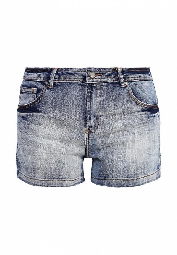 Женские джинсовые шорты Befree 1621451708: изображение 1