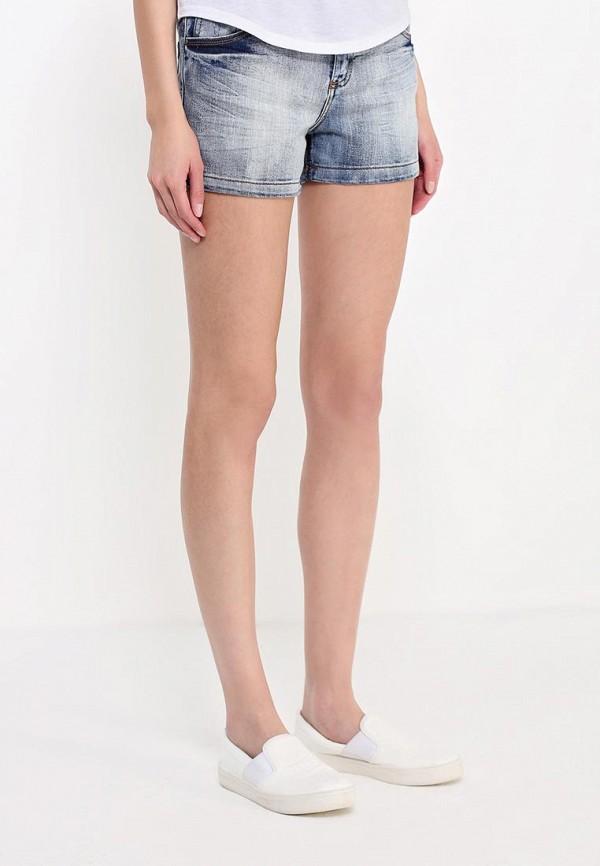 Женские джинсовые шорты Befree 1621451708: изображение 3