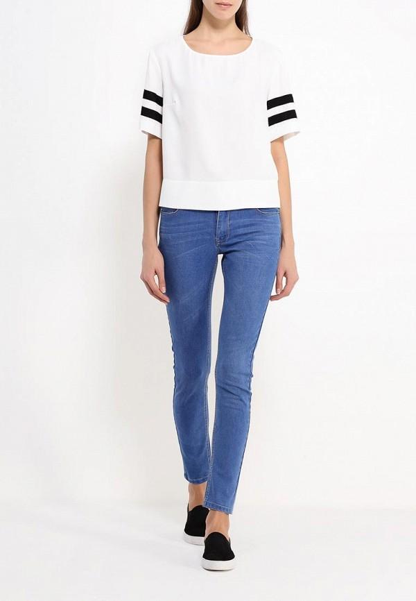 Зауженные джинсы Befree (Бифри) 1621461717: изображение 2