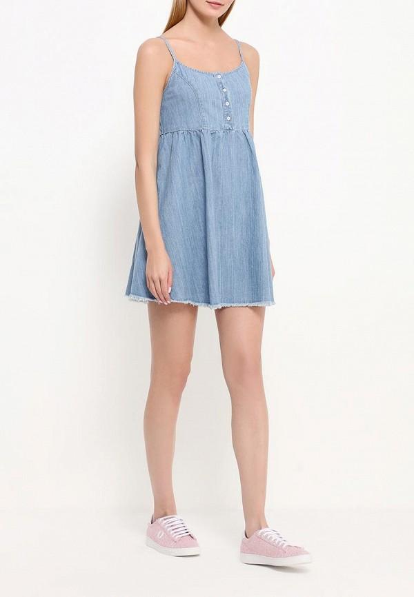 Платье-мини Befree (Бифри) 1621485520: изображение 2