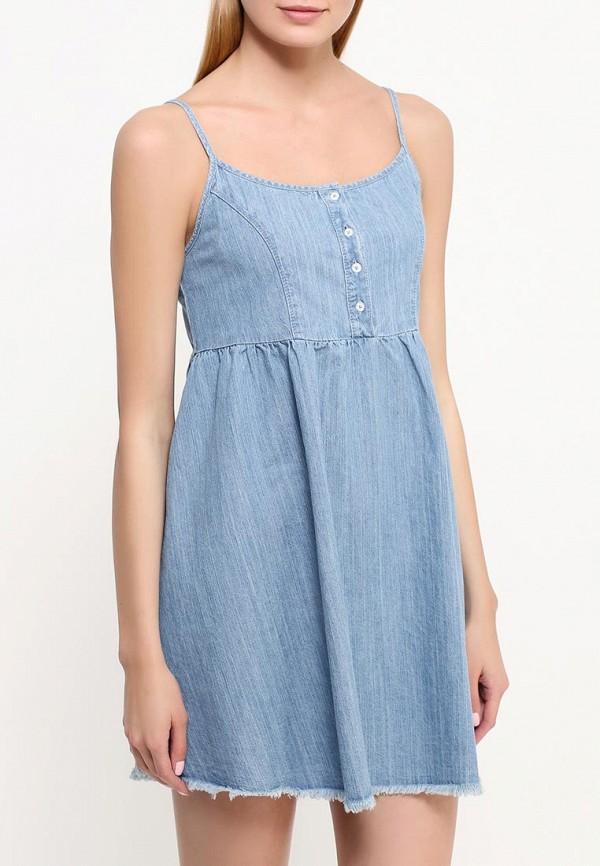 Платье-мини Befree (Бифри) 1621485520: изображение 3