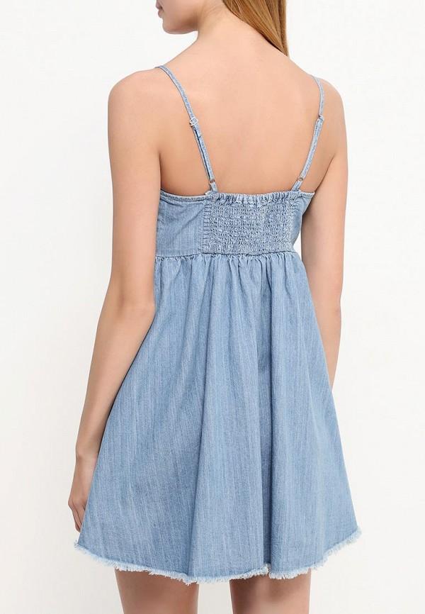 Платье-мини Befree (Бифри) 1621485520: изображение 4