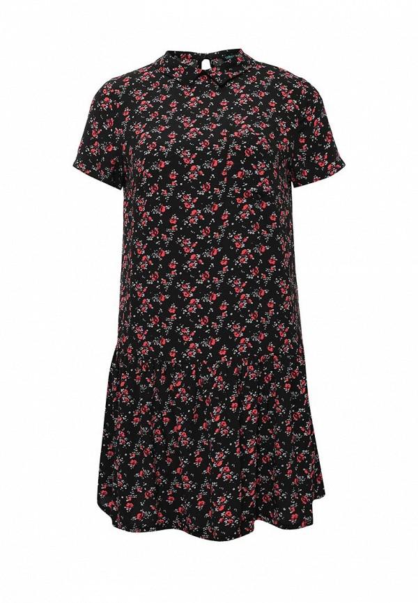 Платье-миди Befree (Бифри) 1621538538: изображение 1