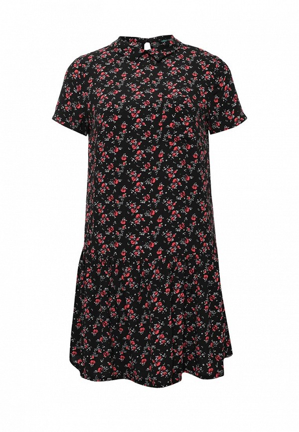 Платье-миди Befree (Бифри) 1621538538: изображение 2