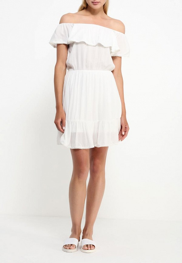Платье-миди Befree (Бифри) 1621547547: изображение 2