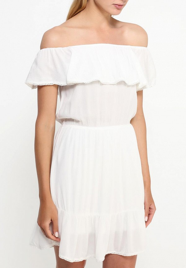Платье-миди Befree (Бифри) 1621547547: изображение 3