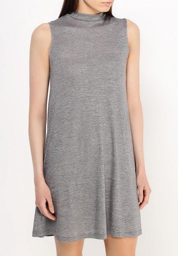 Платье-миди Befree (Бифри) 1621548533: изображение 4