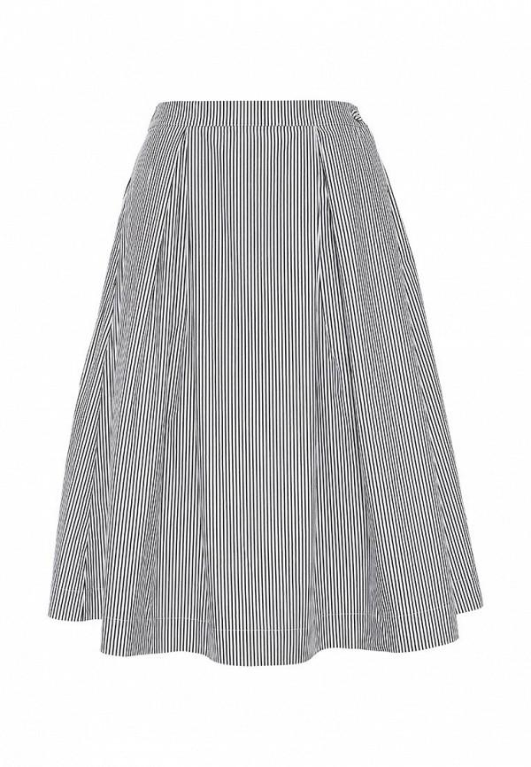 Миди-юбка Befree (Бифри) 1621617216: изображение 1