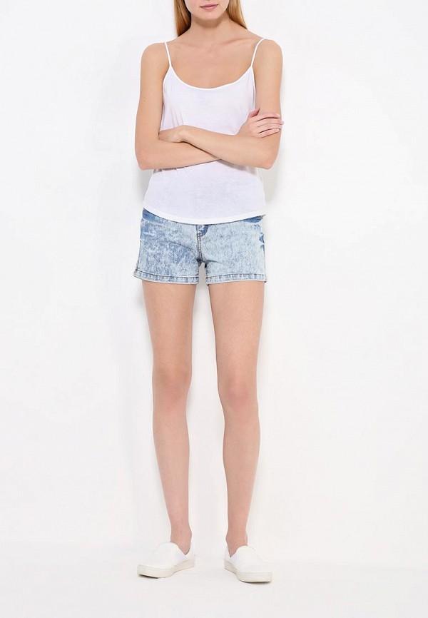 Женские джинсовые шорты Befree (Бифри) 1621451708: изображение 2