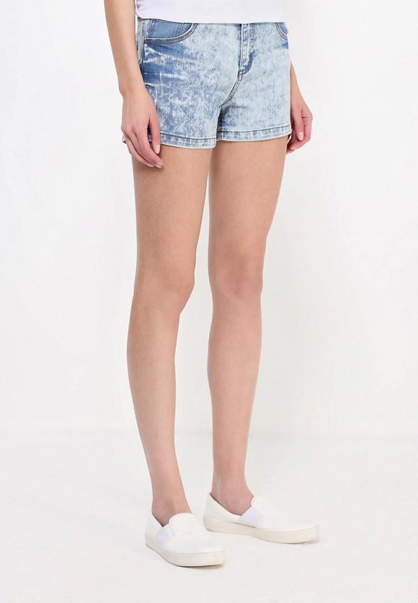 Женские джинсовые шорты Befree (Бифри) 1621451708: изображение 3