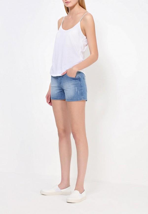Женские джинсовые шорты Befree (Бифри) 1621451708: изображение 6