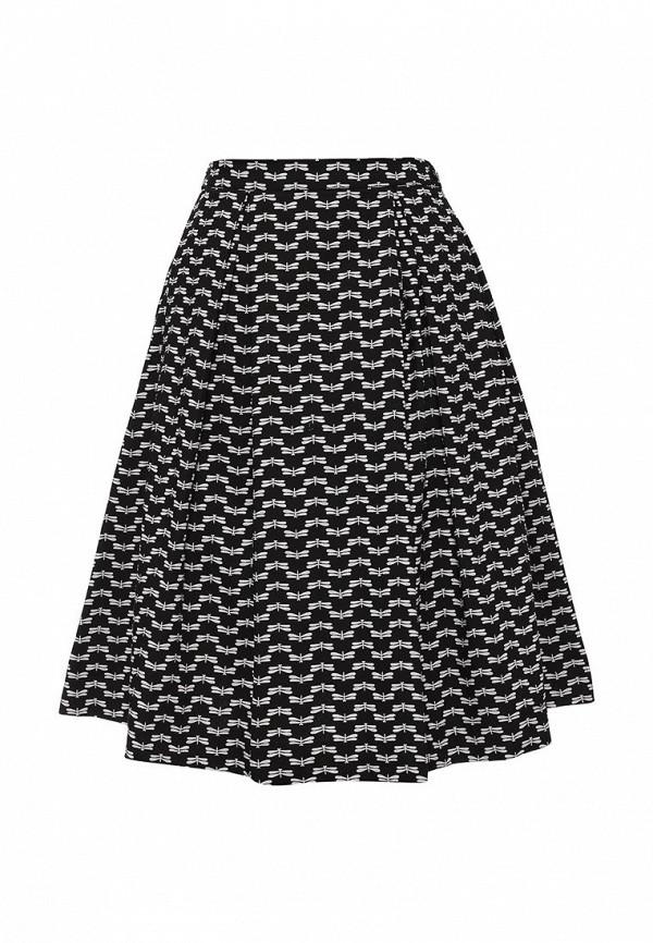 Миди-юбка Befree (Бифри) 1621617216: изображение 2