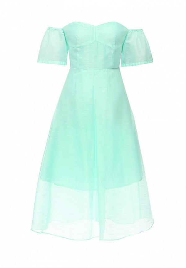 Платье-миди Befree (Бифри) 1621582563: изображение 1