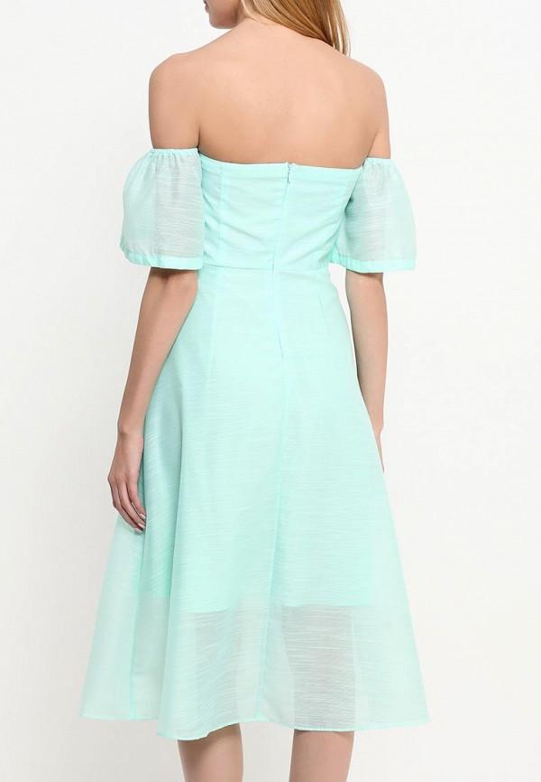 Платье-миди Befree (Бифри) 1621582563: изображение 4