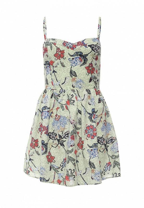 Платье-мини Befree (Бифри) 1621649580