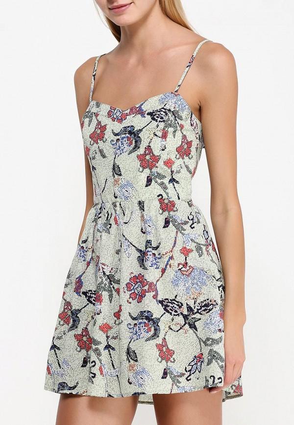 Платье-мини Befree (Бифри) 1621649580: изображение 3