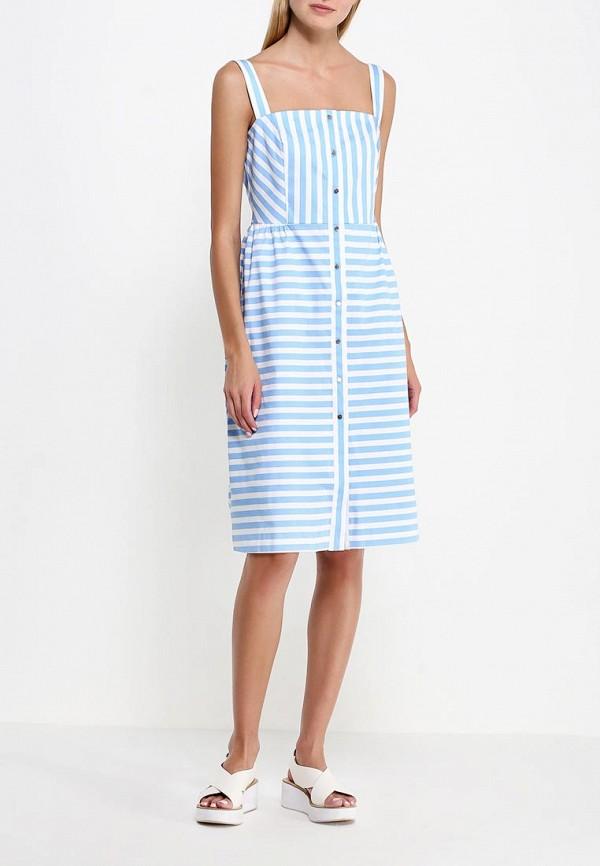 Платье-мини Befree (Бифри) 1621696528: изображение 2
