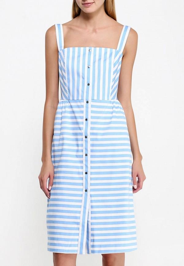 Платье-мини Befree (Бифри) 1621696528: изображение 3