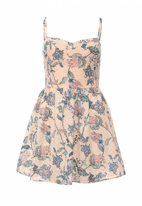 Платье-мини Befree (Бифри) 1621649580: изображение 1