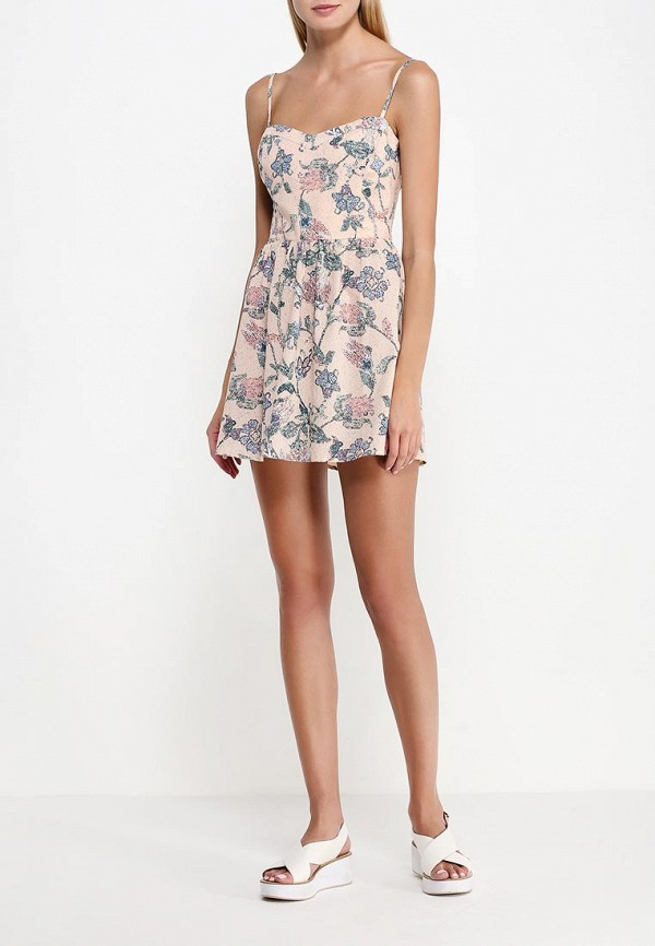 Платье-мини Befree (Бифри) 1621649580: изображение 2