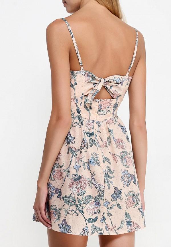 Платье-мини Befree (Бифри) 1621649580: изображение 4
