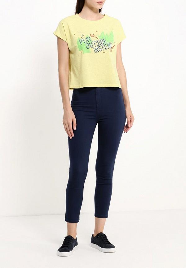 Женские зауженные брюки Befree 1631001702: изображение 2