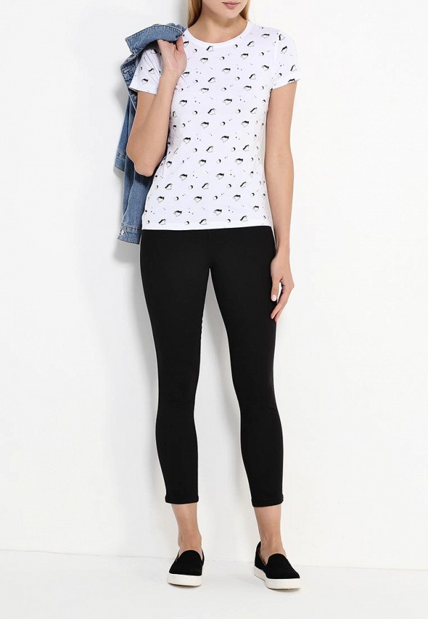 Женские зауженные брюки Befree (Бифри) 1631001702: изображение 2