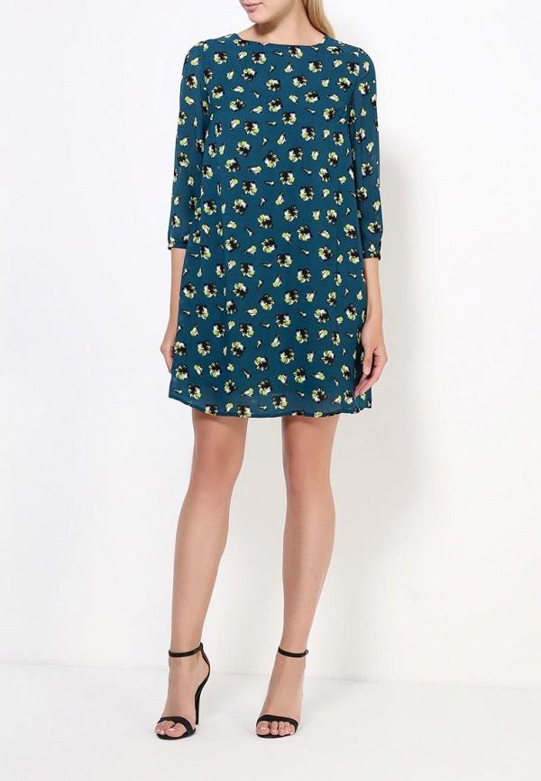 Платье-миди Befree (Бифри) 1631060523: изображение 2