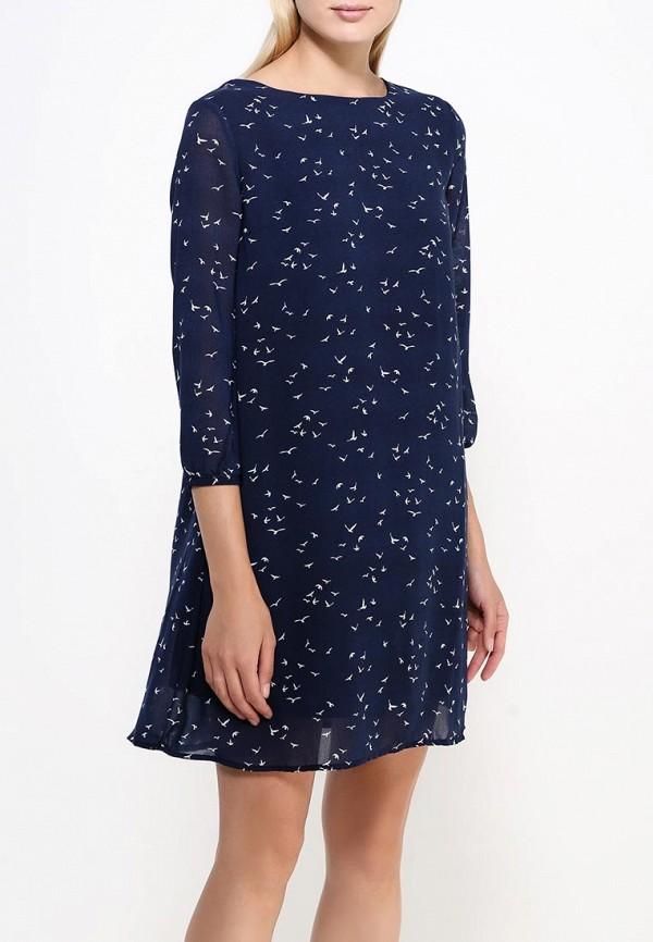 Платье-миди Befree (Бифри) 1631060523: изображение 3