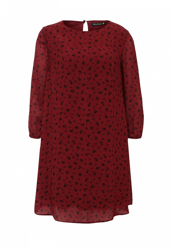 Платье-миди Befree 1631060523: изображение 1