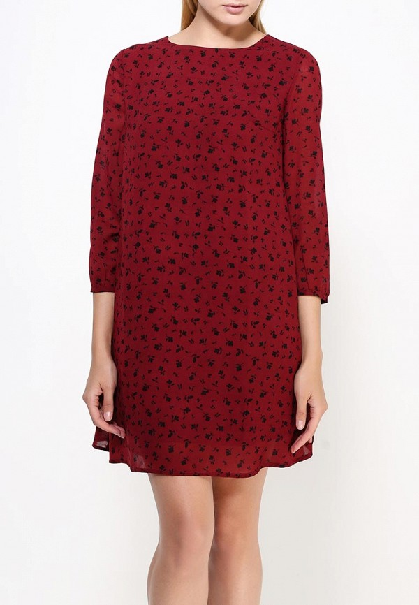 Платье-миди Befree 1631060523: изображение 3