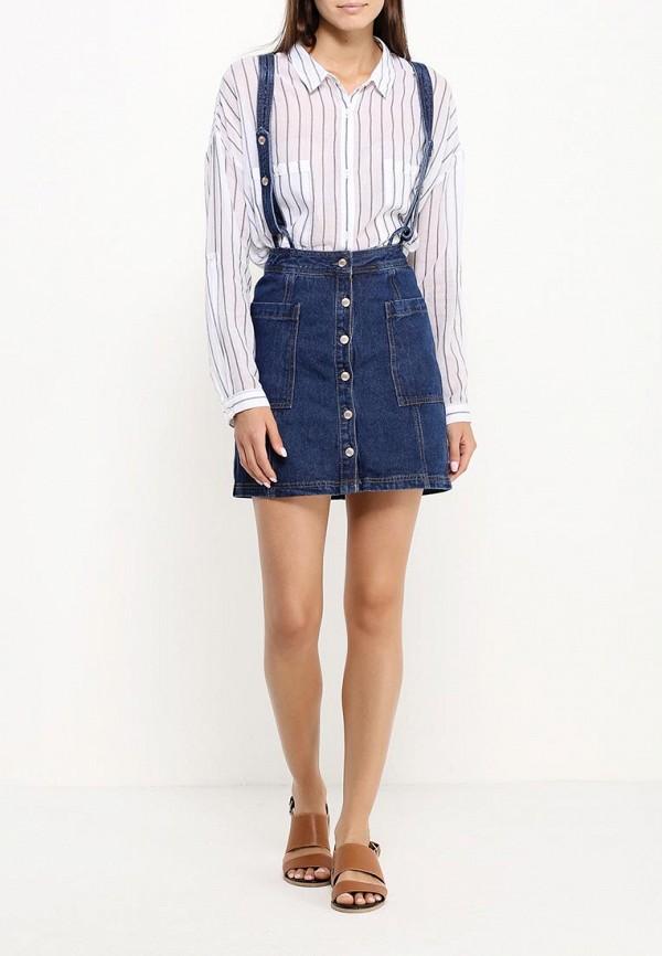 Джинсовая юбка Befree (Бифри) 1631064207: изображение 3